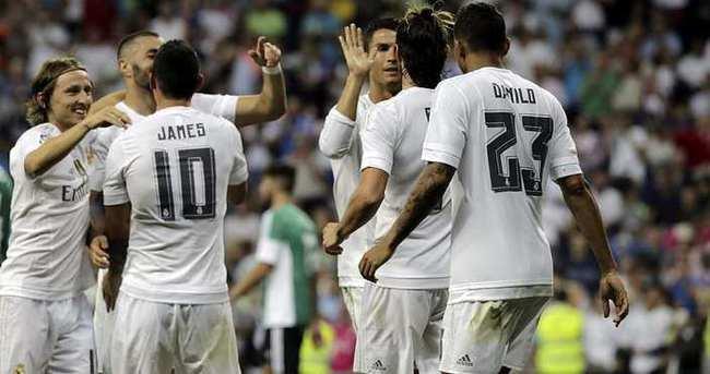 Real Madrid'den rekor gelir