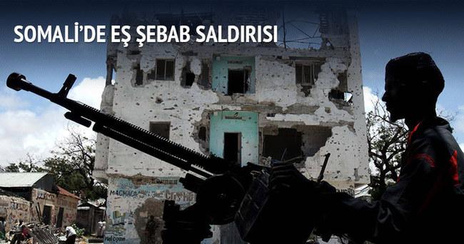 Somali'de AMISOM'a saldırı