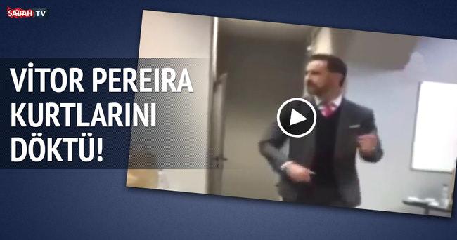 Vitor Pereira kurtlarını döktü