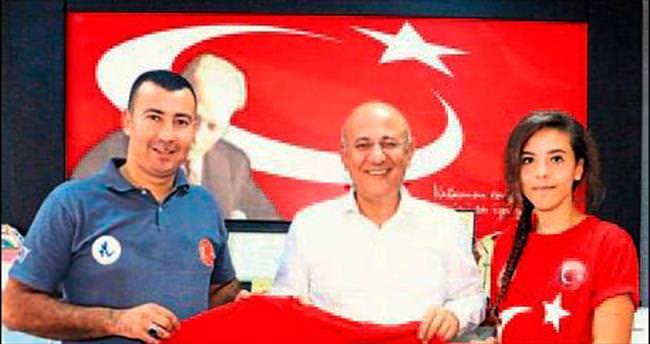 Nursema Karacan yüzümüzü güldürdü