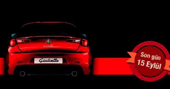 Alfa Romeo Giulietta kazanmak için son günler