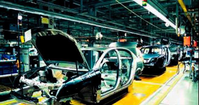 Otomobil pazarı 8 ayda % 47 büyüdü