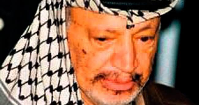Arafat dosyası kapandı