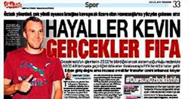 Cenk Ergün de istifa etti ama...