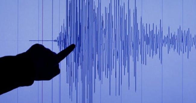 Azerbaycan'da 5.8 büyüklüğünde deprem!