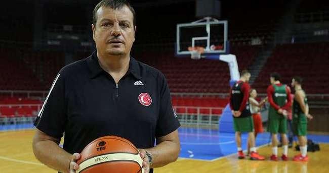 Ergin Ataman'ın milli takım karnesi