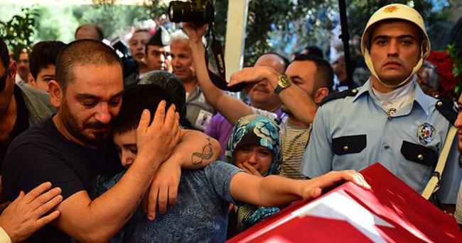 Şehit Emniyet Amiri Aksoy son yolculuğuna uğurlandı