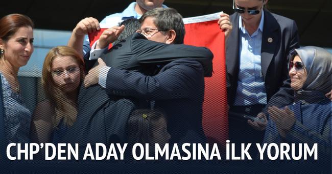 Davutoğlu'ndan Öztürk Yılmaz açıklaması