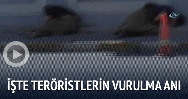 Tunceli'de çatışma! 2 terörist öldürüldü
