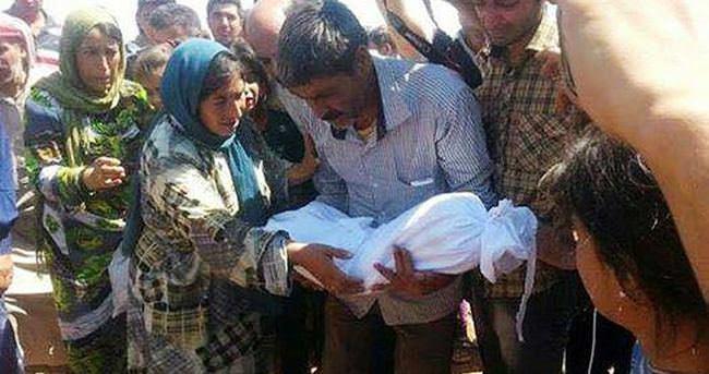 Minik Aylan Kobani'de defnedildi