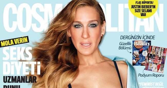 Bu ay Cosmopolitan'ın sayfaları canlanıyor!