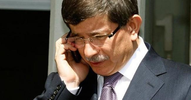 Başbakan Davutoğlu, Irak Başbakanı ile görüştü