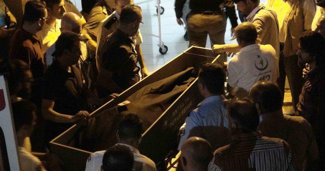 Tunceli'de şehit olan polis memleketine götürüldü