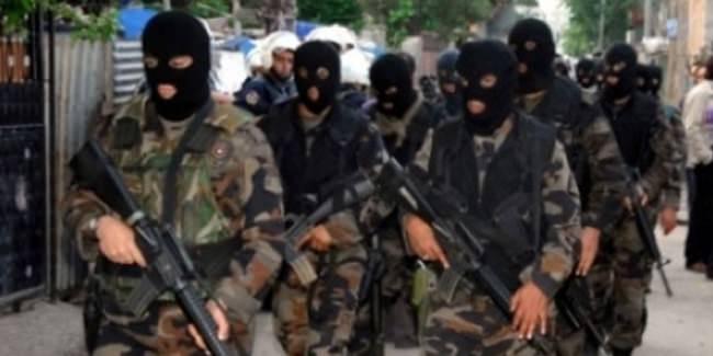 Hain saldırı sonrası bölgede operasyon başlatıldı