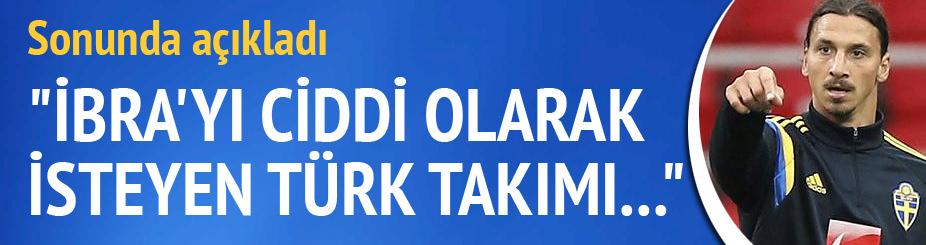 İbra'yı ciddi olarak isteyen Türk takımı...