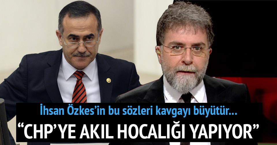 İhsan Özkes'ten canlı yayında flaş açıklamalar