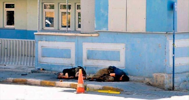 Tunceli'de karakola saldırı: 1 polis şehit