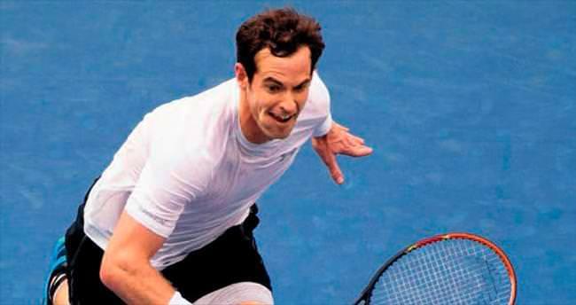Andy Murray'den müthiş dönüş
