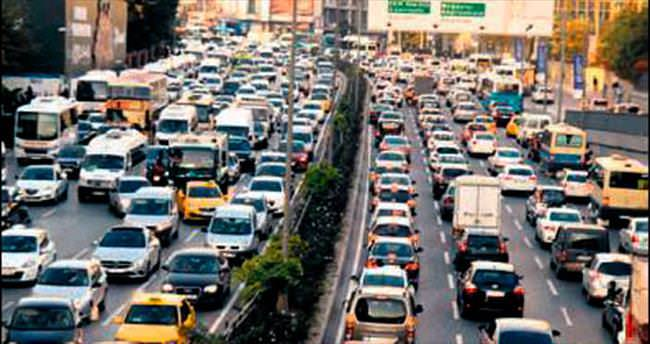 Trafikte ölü noktalar mercek altında