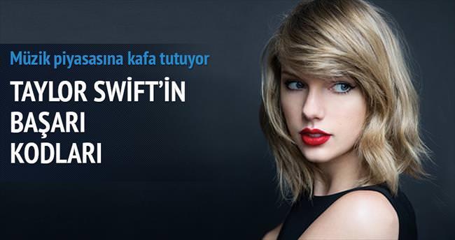 Taylor SwIft'in başarı kodları