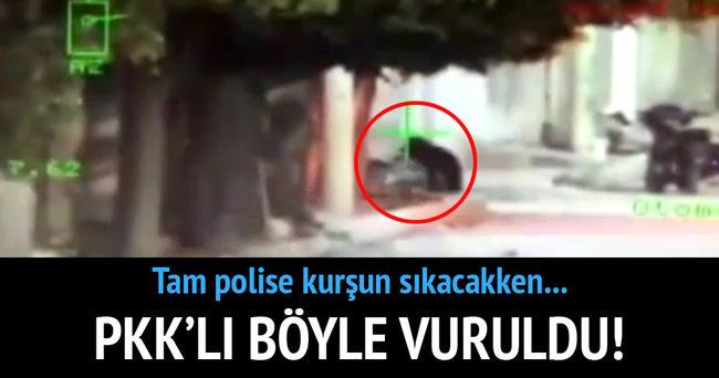 Polise saldıran YDG-H üyesi öldürüldü!