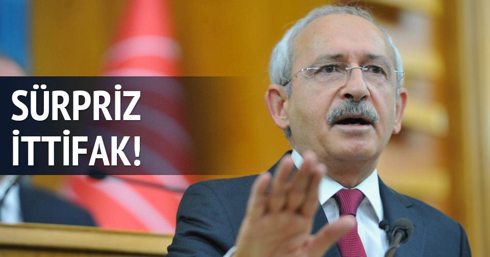 Kılıçdaroğlu'ndan sürpriz ittifak!