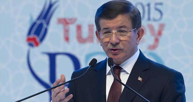 Başbakan Davutoğlu G20 zirvesinde konuştu