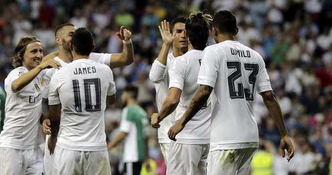 Real Madrid'ten sığınmacılara yardım