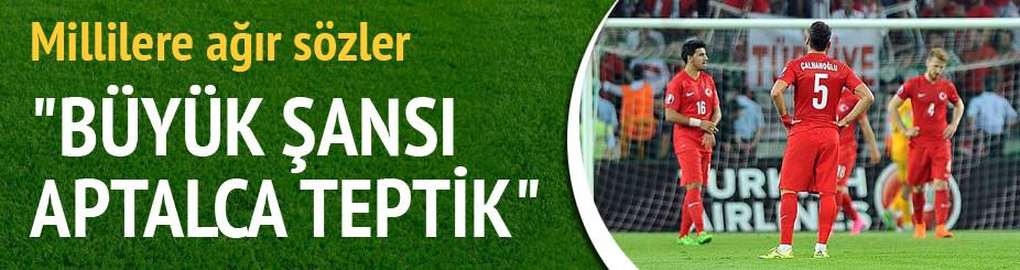 Sabah yazarları Hollanda maçını değerlendirdi