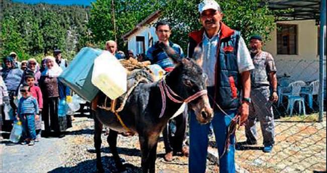 40 yıldır susuzluk çeken Yeniköy'ün derdi bitmedi