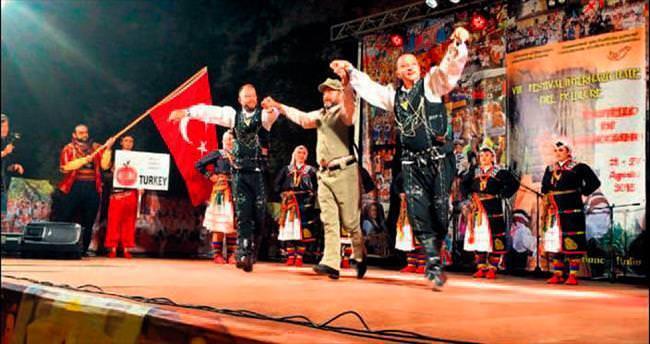 Ankaralı dansçılara İtalya'dan tam not