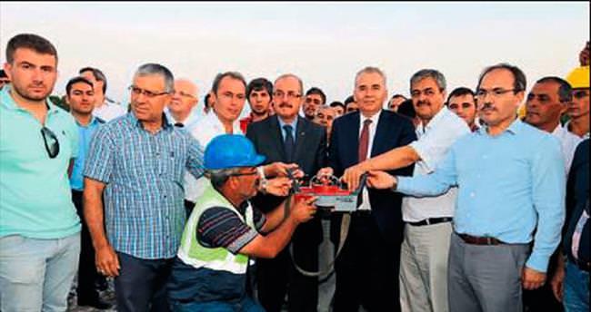 Güney'e 6 milyon lira tutarında yatırım