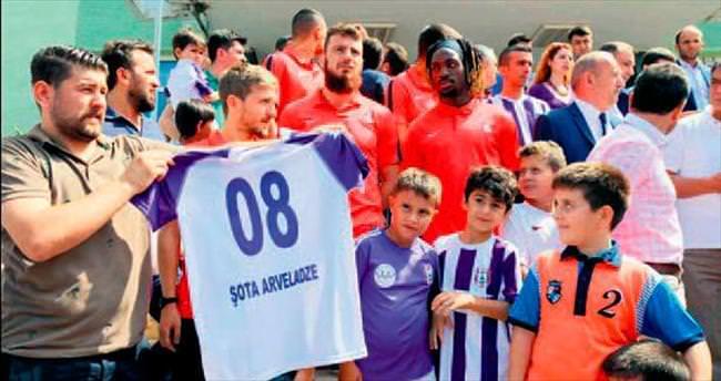 Trabzonspor Hopa'ya kucak açtı