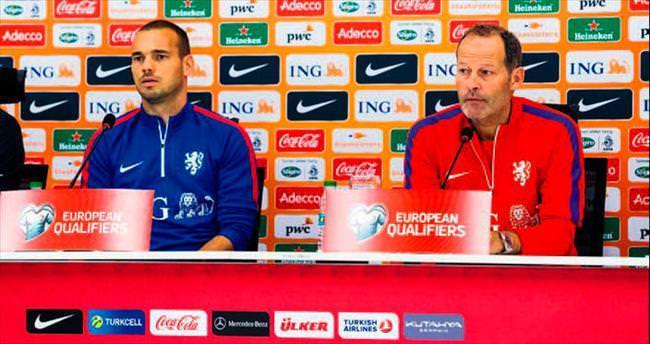 Sneijder: Eğer gol atarsam...