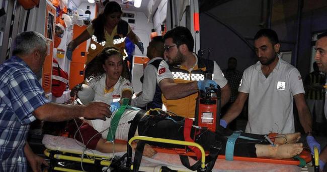 Çorum'da trafik kazası: 2 ölü, 9 yaralı