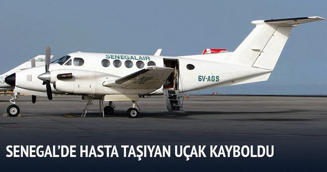 Senegal'de hasta taşıyan uçak kayboldu
