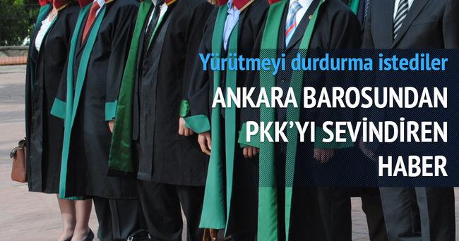 Baro'dan PKK'yı sevindirecek dava