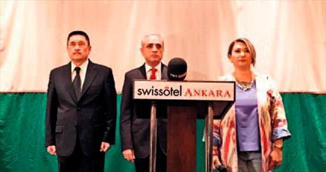 Özbekistan Milli Günü kutlandı