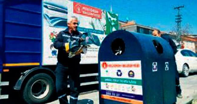 105 bin tonluk atık toplandılar