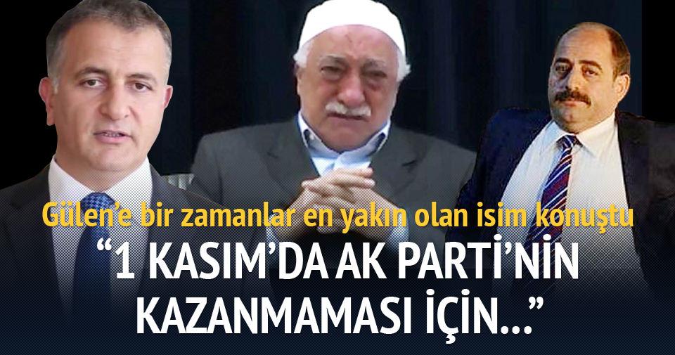 Gülerce: AK Parti'ye düşman darbeye razılar