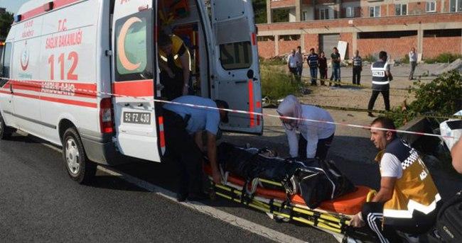 Fatsa'da feci kaza: 4 ölü!