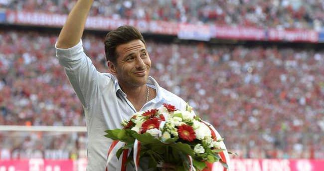 Pizarro 3. kez Werder Bremen'de