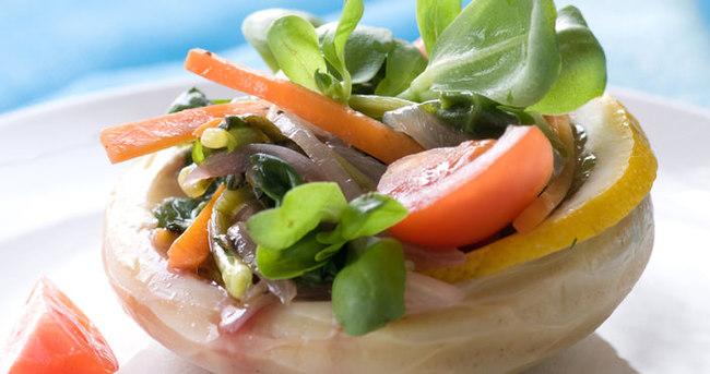 Akdeniz tipi beslenme karaciğeri koruyor!
