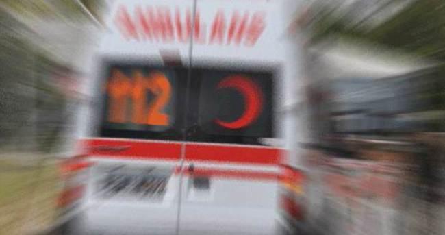 Terör örgütü ambulansa saldırdı!