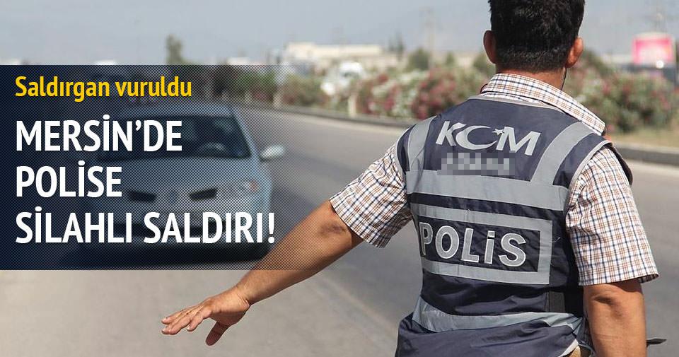 Mersin'de dur ihtarına uymayan kişi vuruldu!