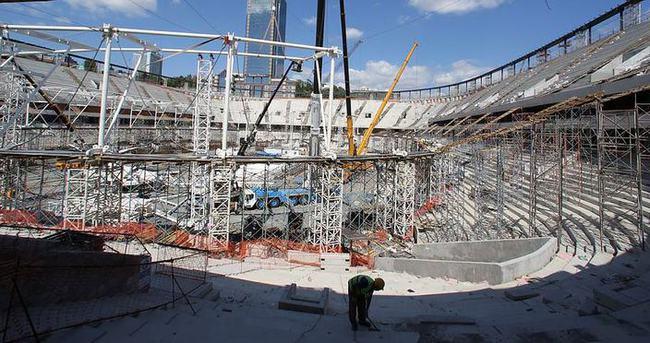 Vodafone Arena'dan kötü haber