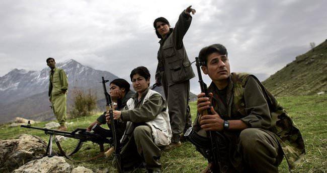 Batman'da PKK'lının cesedi bulundu!