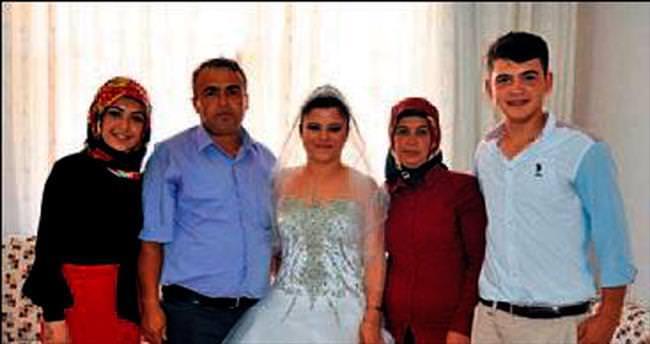 Önder ailesinin mutlu günü