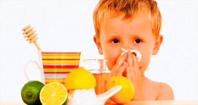 Çocuklarda sonbahar hastalıklarına dikkat!