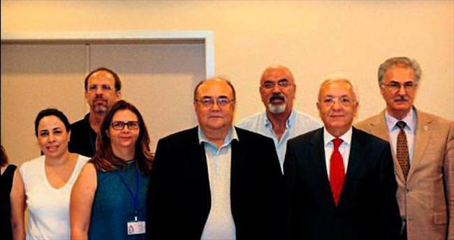 Biyoteknolojik ilaçlar İzmir'de üretilecek